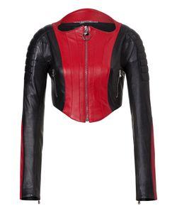 Philipp Plein   Leather Bolero