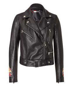 Philipp Plein   Leather Jacket Pekino