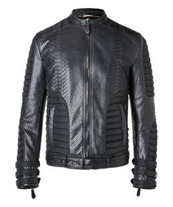 Philipp Plein | Leather Jacket Smash