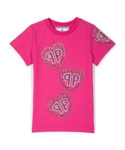 Philipp Plein | T-Shirt Round Neck Ss Bay Lor