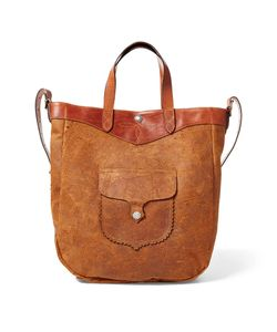 Rrl   Ridgway Suede Bag