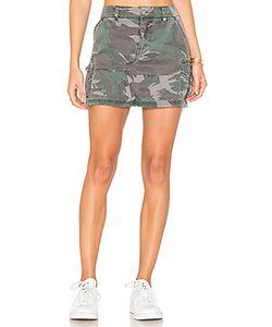 Pam & Gela | Cargo Pocket Skirt