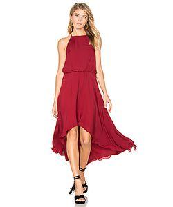 Haute Hippie | Платье С Высоким Горлом