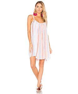 Lemlem   Платье-Комбинация Aden
