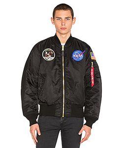 Alpha Industries | Куртка Бомбер Apollo Ma 1
