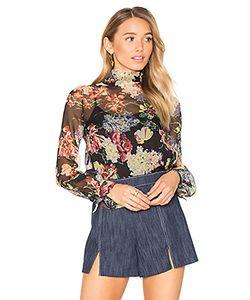Haute Hippie | Блузка Ladies And Gents