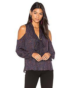 Haute Hippie | Вязанная Блуза С Открытыми Плечами Vida