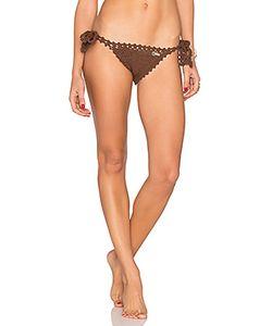 She Made Me | Crochet Side Tie Bikini Bottom