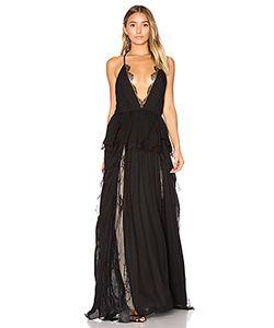 Haute Hippie | Вечернее Платье Waterfall