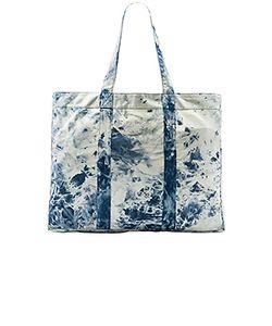 Stussy | Acid Wash Beach Tote Bag
