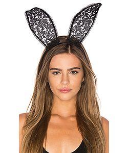 Fleur Du Mal | Lace Bunny Ears