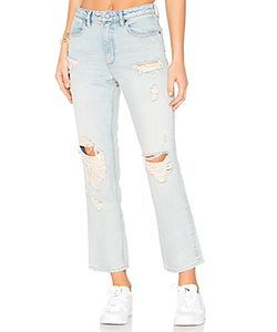 Denim x Alexander Wang | Cult Crop Straight