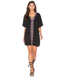 Piper | Платье С Бисерной Шнуровкой Xico