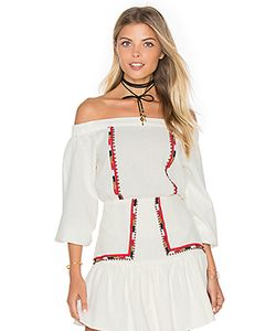 Piper | Блуза С Открытыми Плечами Devi