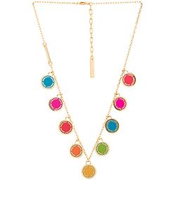 Marc Jacobs | Logo Disc Statement Necklace