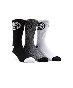 Stussy | 3-Pack Ss Link Premium Socks