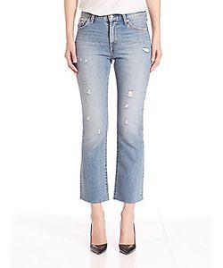 Levi's | Distressed Kick Flare Jeans