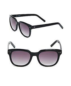 Halston | 53mm Wayfarer Sunglasses