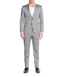 Hugo Hugo Boss | Regular-Fit Cotton Mohair Suit