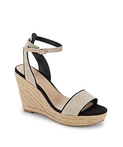 Saks Fifth Avenue | Shelby Open Toe Wedge Sandals