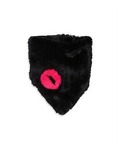Jocelyn   Dyed Fur Scarf