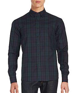 Raleigh Denim | Cotton Plaid Shirt