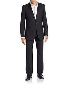 Hugo Hugo Boss | Aikin/Hollo Regular-Fit Virgin Wool-Blend Tuxedo
