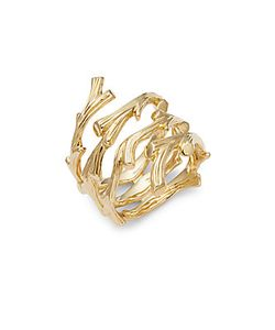 Michael Aram | Enchanted Forest 18k Twig Ring
