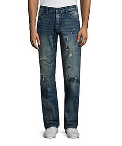 Prps | Straight-Fit Jeans