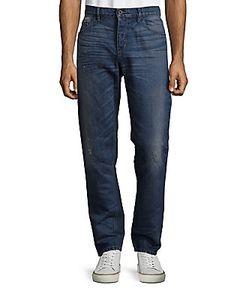 Raleigh Denim | Graham Straight Leg Jeans