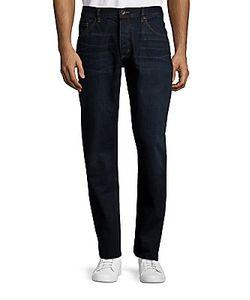 Raleigh Denim | Jones Straight Leg Jeans