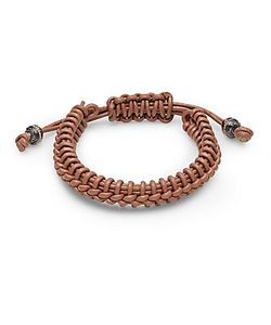 Stephen Webster | Woven Leather Bracelet