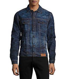 Prps | Button-Down Denim Jacket