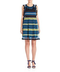 M Missoni | Fancy Ribbon-Stitch Dress