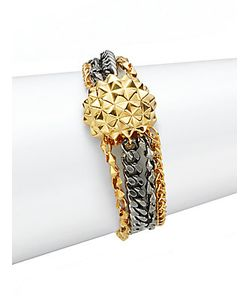 Stephen Webster | Two-Tone Multi-Chain Bracelet