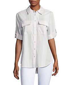 Equipment | Wind Chime Button-Down Shirt