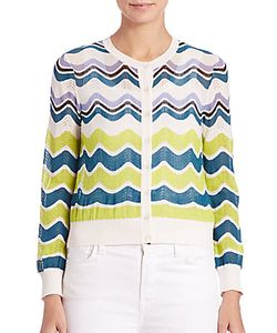 M Missoni | Multi Ripple Cardigan