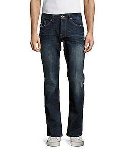 BUFFALO David Bitton | Six-X Basic Slim Straight Jeans