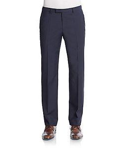 Boss Hugo Boss | Sharp Virgin Wool Trousers