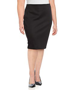 Vince Camuto | Solid Pencil Skirt