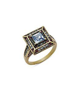 Heidi Daus | Fearless Foulard Rhinestone Crystal Ring