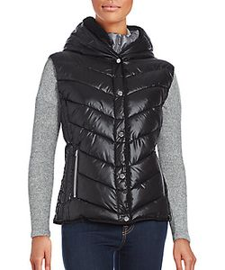 MARC NEW YORK by ANDREW MARC Performance | Sleeveless Puffer Jacket