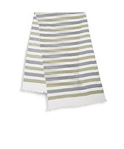 Saks Fifth Avenue | Colorblock Wool Scarf