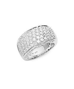 Saks Fifth Avenue | Diamond 14k Ring