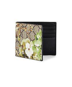 Gucci | -Print Leather Billfold