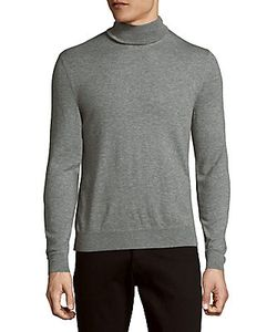 Ralph Lauren | Long-Sleeve Heathe Cashmere Sweater