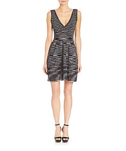 M Missoni | Space-Dye V-Neck Dress