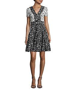 J. Mendel   Tonalprinted Dress