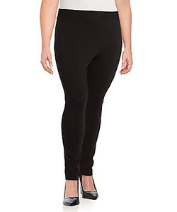 Vince Camuto | Ponte Moto Solid Leggings