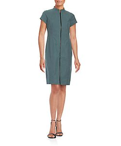 Lafayette 148 New York | Camber Solid Sheath Dress